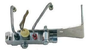 Proportioning Valve With Chrome Bracket And Stainless Lines 4 Wheel Disc Brake