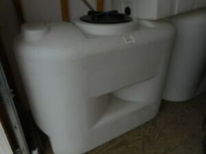 Slim Narrow Water Holding Cistern Tank Basement Water Tank