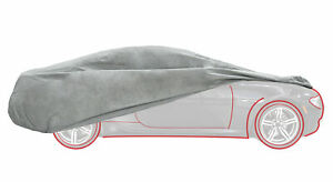 Detailer s Preference Strong Shell Car Cover X Large