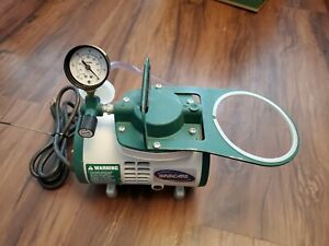 Invacare Aspirator Suction Machine Model Irc 1135 Great Working Condition