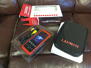 Launch Millennium 90 Pro Diagnostic Scanner Brand New