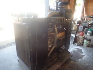 John Deere 6068hfc94 Turbo Diesel Engine Power Unit Tier 4 6068 6 8 200 Hp