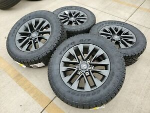 17 Lexus Gx470 Trd Tss Oem Wheels Rims Tires 2000 2001 2002 Fj 74167b