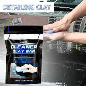 100g Car Wash Magic Clean Clay Bar Truck Vehicle Auto Detailing Cleaning Tools