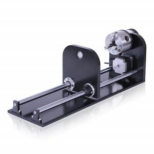 Toolots Cnc Rotation Axis Rotary Axis For Kehuilaser Co2 Laser Engraver