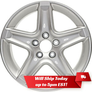 New Set Of 4 17 Alloy Wheels Rims And Centers For 2004 2005 Acura Tl 71733