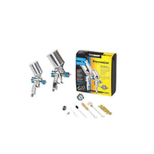 Startingline Hvlp Automotive Spray Painting And Detail Spraying Kit