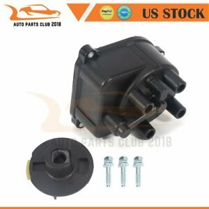 Ignition Distributor Cap And Rotor Kit For Honda Accord 1990 2002