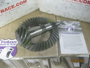 New Yukon 3 73 10 Bolt 8 5 Ring Pinion Posi Gear Impala Cutlass Nova Camaro
