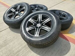 20 Ford F 150 Expedition 2020 Oem Rims Wheels Tires Black 10172 2018 2019 2021