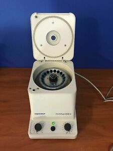 Eppendorf 5415c Tabletop Centrifuge Microfuge With F 45 18 11 Rotor