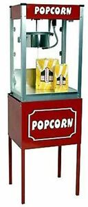 Thrifty Pop 8 Ounce Popcorn Popper And Stand Combo