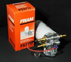 Auto 120w Thermostatic Heated Diesel Mount No Ps3712 Fuel Filter Water Separator