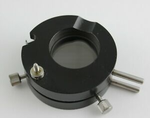 Zeiss Microscope Condenser Swing Out Filter Holder With Nd