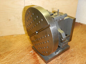 Atco Spin Rotating Fixture Grinding Grinder Jig Machinist Tooling