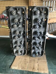 Ford 429 460 D0ve Dove Cylinder Heads