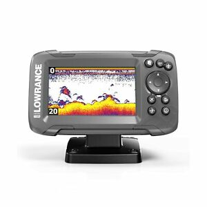 Lowrance HOOK2 4X - 4-inch Fish Finder Gps Only / No Mapping
