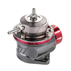 Universal Rotatable Top Hat Aluminum Type Fv Psi Turbo Blow Off Valve Bov Red