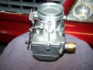 Vintage Ford Carburetor rat Rod flathead stromberg 81