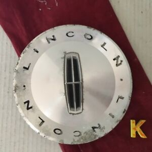 Sale K 2003 2005 Lincoln Town Car Zephyr Machined Oem Center Cap 3w13 1a096 Aa