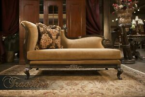 Vintage Style Chaise Sofa Chair 250 00