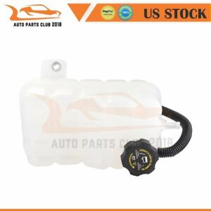 Radiator Coolant Overflow Tank For 2007 Chevrolet Silverado 1500 Classic 603 102