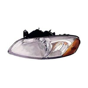 Fits 2003 2006 Dodge Stratus Head Light Assembly Passenger Side Ch2503143