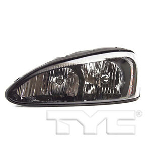 Fits 2004 2008 Pontiac Grand Prix Headlight Assembly Driver Side nsf