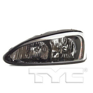 Fits 2004 2008 Pontiac Grand Prix Headlight Assembly Driver Side capa