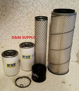 Filter Kit To Fit Ford Tractor 3930 4110 4600 4610 4830 5030 5600 5610 5700 6600