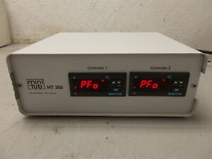 Minitub Ht 300 Control Unit For Microscope Heating System