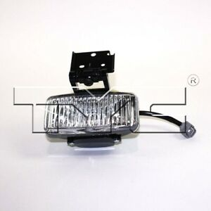 Fits 1997 1998 Jeep Grand Cherokee Driver Side Fog Light With Bulbs Included Ch2