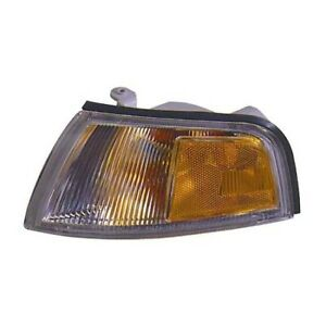 Fits 1997 2002 Mitsubishi Mirage Passenger Side Turn Signal Side Marker Light Wi