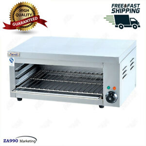 Commercial 2200w Electric Hanging Salamander Grill Machine