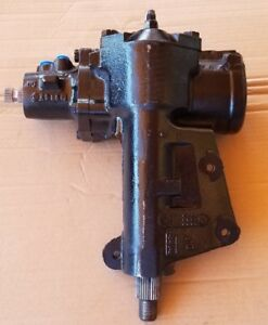 1965 1966 Lincoln Continental Steering Gear Box Rebuilt no Core Needed