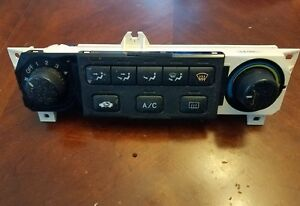 1998 2000 Honda Accord Manual Heater Ac Climate Control