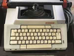 Scm Smith corona Coronamatic Typewriter 2200