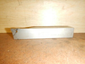 Iscar Sgtfr 25 4 5 Metal Lathe Tool Holder Groover With 1x1 Shank