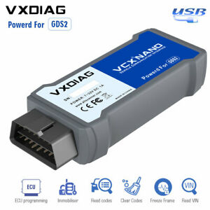 Vxdiag Vcx Nano Gds2 Tech2win Diagnostic Tool With Global Programming System