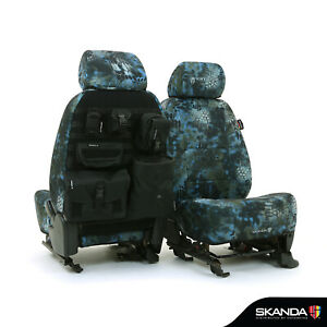 Kryptek Neptune Camo Neosupreme Tactical Seat Covers For 2016 2020 Toyota Tacoma
