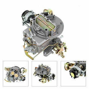 2 Barrel Carburetor Carb 2100 For Ford 400 302 351 289 Cu Jeep Engine 1964 1978