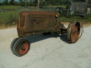 Oliver 70 Tractor Part Out Or Repair