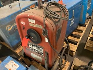 Lincoln Ideal arc 250 Welder Single Phase
