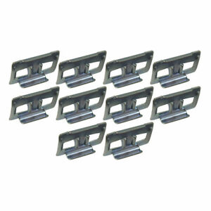 New 1962 64 Mercury Moulding Clips Comet Body 64 Cyclone Rocker Monterey Ford