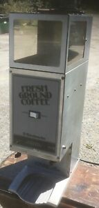 Vermont Country Inn Used Commercial Coffee Grinder Grindmaster Brand