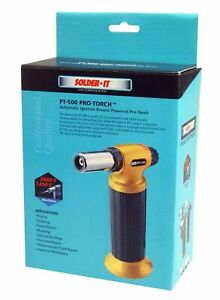 Heavy Duty Hand Held Electronic Ignition Micro Torch