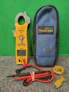 Fieldpiece Sc420 400a Essential Clamp Meter With Temperature ss2033454