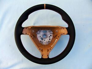 Porsche 911 997 987 Steering Wheel Thumb Rests New Leather