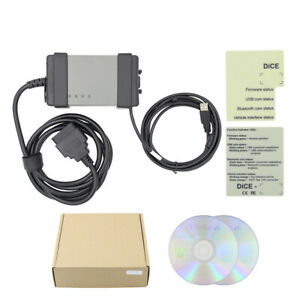 Vida Dice 2014d Diagnostic Tool Full Chip Scanner For Volvo From 1999