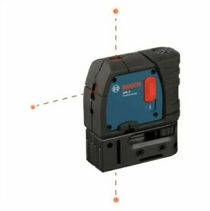 Bosch 3 point Self Leveling Alignment Laser Gpl3r